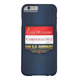 6th SC Cavalry (Cadet Rangers) Barely There iPhone 6 Case