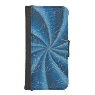 6th-third eye chakra intuition #1 iPhone SE/5/5s wallet case
