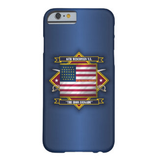 6th Wisconsin Volunteer Infantry Barely There iPhone 6 Case