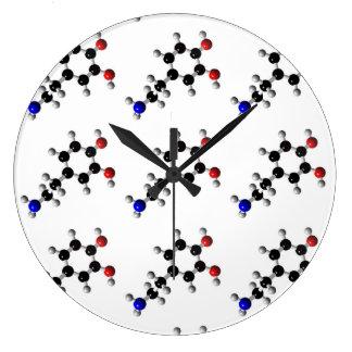 6tymes9 Round Dopemine Clock