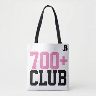 700+ CLUB Tote