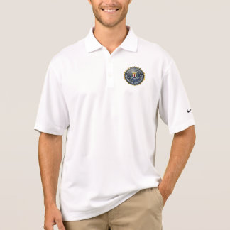 [700] FBI Special Edition Polo Shirt