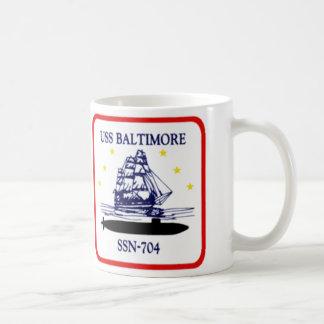 704-Insignia_of_SSN-704_Baltimore Coffee Mug