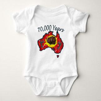 70 000 Years Baby Bodysuit