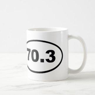70.3 COFFEE MUG