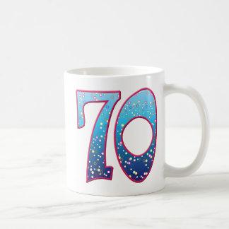 70 Age Rave Coffee Mugs