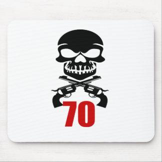 70 Birthday Designs Mouse Pad