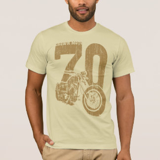 '70 Bobber (vintage copper) T-Shirt