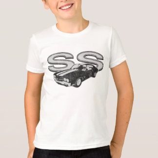 70 Chevelle SS Distressed T-Shirt