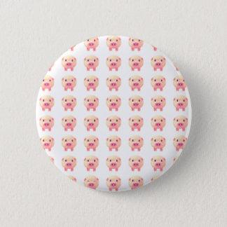 70 Pink Pigs 2 Inch Round Button