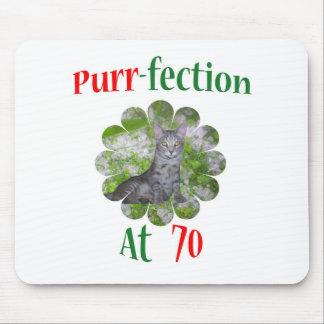 70 Purr-fection Mouse Pad
