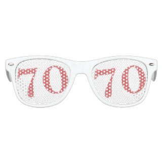 70 years anniversary party shades