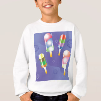 70Ice Cream _rasterized Sweatshirt