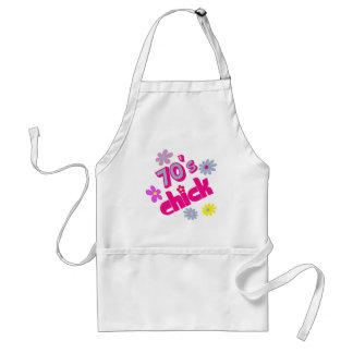 70's Chick Standard Apron