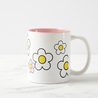 70's Flowers Simple N°2 Mug
