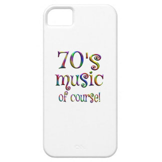 70s Music of Course Case For The iPhone 5