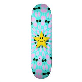 70's Puke Custom Beginner Pro Board Skateboard Deck