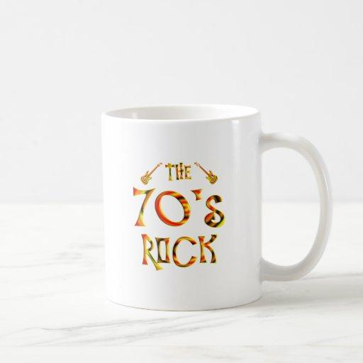 70's Rock Mug