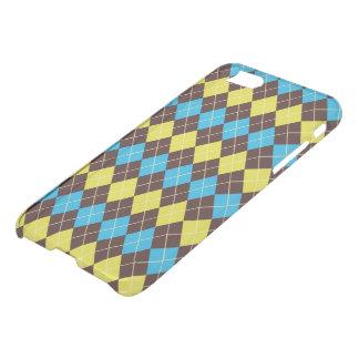 70s Scottish Tartan-Pattern... iPhone 8/7 Case