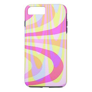 70's Swirls iPhone 7 Plus Case