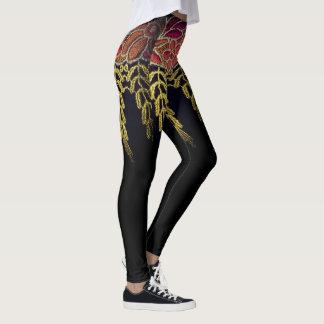 70s vibe leggings