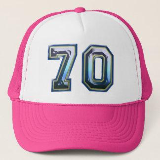 70th Birthday Party Trucker Hat