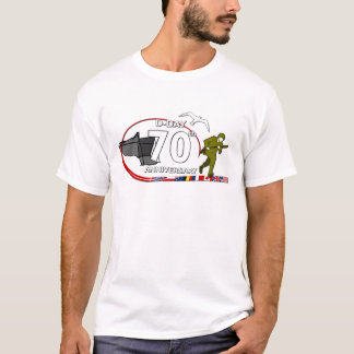 70th D-Day anniversary T-Shirt
