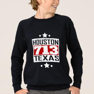 713 Houston TX Area Code Sweatshirt