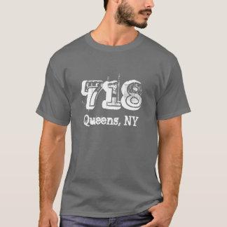 718, Queens, NY T-Shirt