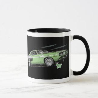 '71 Hemi Cuda Mug