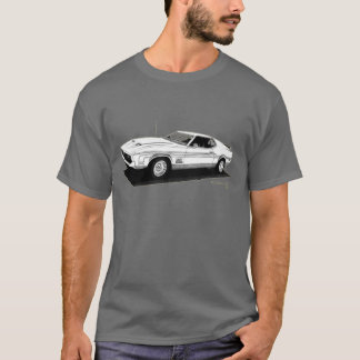 '71 Mach I Mustang Fastback T-Shirt