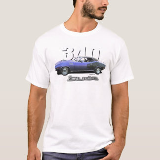 "'71 Plymouth Cuda 340 ""Plum Crazy"" T-Shirt"