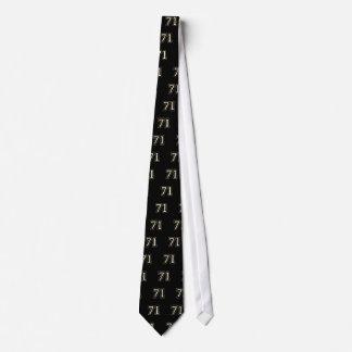 71 Tie