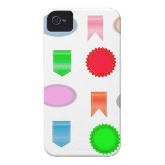 71Icons Set_rasterized iPhone 4 Case