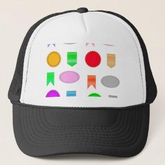 71Icons Set_rasterized Trucker Hat