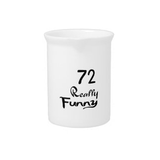 72 Really Funny Birthday Designs Pitcher