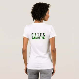72marketing Hometown Heroes Circle Slidell ESTES T-Shirt