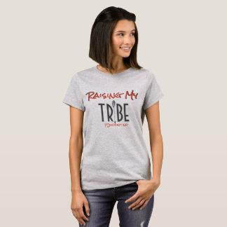 72MARKETING Raising My Tribe Womens Mom Shirt
