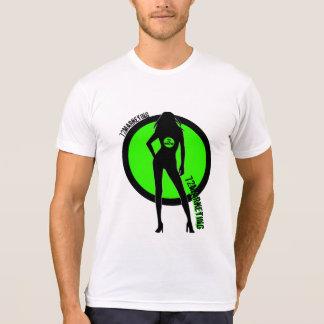 72marketing Sexy Silhouette Ladies tshirt Logo