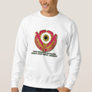 72nd Ordnance Battalion Crest Sweatshirt