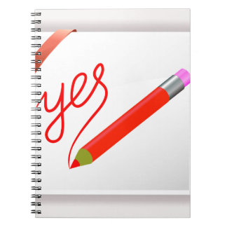 72Red Pencil_rasterized Notebook
