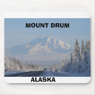 73499609-O, MOUNT DRUM, ALASKA MOUSE PAD