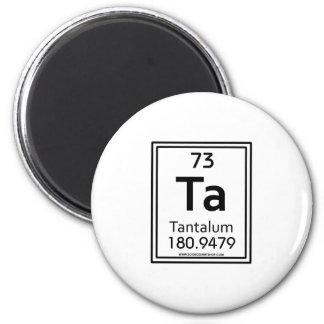 73 Tantalum Magnet