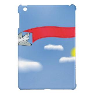 73Plane Banner_rasterized Case For The iPad Mini