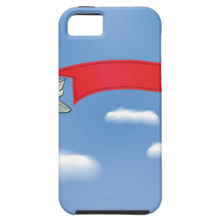 73Plane Banner_rasterized iPhone 5 Cover