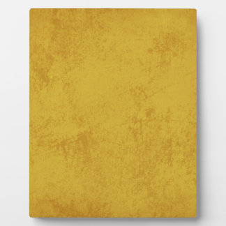 7471 MUSTARD YELLOW TEXTURE GRUNGE TEMPLATES DIGIT PLAQUE