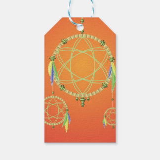 74Dream Catcher_rasterized Gift Tags