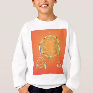 74Dream Catcher_rasterized Sweatshirt