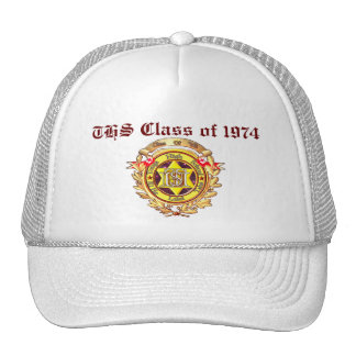 74shield trucker hat