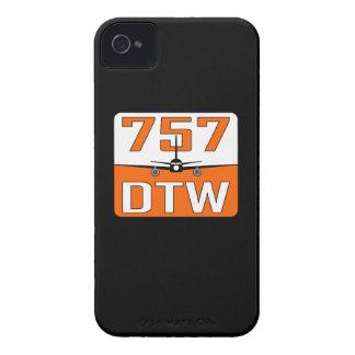 757 DTW Case-Mate iPhone 4 Case